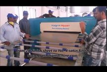 valgro metal polishing / Surface system for metal working industry