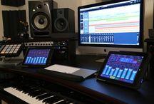 Recording Studio Space