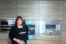 #Cantoni #Irvine Taste of Italy #Gaggenau Luncheon / Guests had the opportunity to see our exclusive Italian #kitchens and #cabinetry line, #BontempiCucine in action and enjoy a #delicious cuisine prepared by #PurcellMurray's #Culinary Expert #Chef Cathy Dyla. For more information about Bontempi Cucine and Gaggenau Appliances, please contact our NKBA-Certified Kitchen Designer Gabi Sperry at our Irvine location as well as online: http://cantoni.com/modern-kitchens/