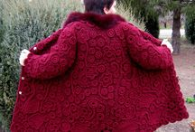 crochet cardigans / by Eliza Laza