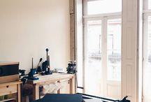 Tincal lab | Atelier