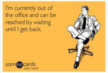 Workplace Humor / Office funny stuff and office humor to brighten up a dull day