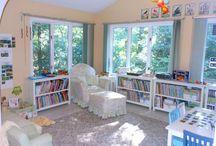 Homeschool Room / by Erin Carraher