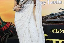 Ranveer Singh-Deepika Padukone at RAMLEELA first trailer launch / Sanjay Leela Bhansali released the first trailer of Deepika Padukone-Ranveer Singh starrer RAMLEELA – Goliyon ki Raasleela on September 16. / by Glamsham