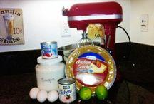 Kitchen Aid Mixer Recipes