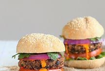 Vegan Burger & Patties