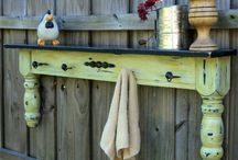 Repurposed Items / by Julie Sidello