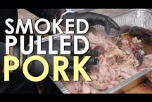 Smoker / The quest for perfectly smoked meat!