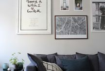 Huset inspiration / Inspiration gällande inredning till huset