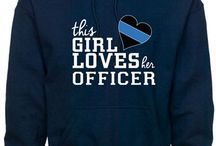 Law Enforcement Female Family Gifts / Items for Law Enforcement wives, girlfriends, mothers and other family members
