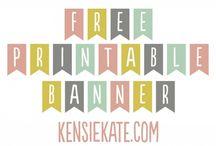 Banner Idea