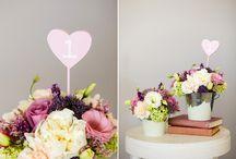 Wedding Center Pieces & Decor / by Marisol Marín-Brito
