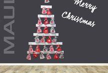 DIY Weihnachtsdeko / Kreative Ideen zur Weihnachtszeit.
