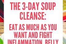 3 Day cleanse soup