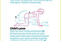 Back stretches