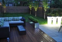 Hot Tub/Garden Landscaping Ideas / Siting and landscaping ideas for your #hottub #spa