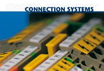 CONTA-CLIP / CONTA-CLIP offers the best product for all of your technical tasks: including high-quality standard terminal blocks and customized connection terminals. CONTA-CLIP's PCB terminals and connectors are an attractive solution for designing circuit board connections in a clear, efficient and user-friendly manner.