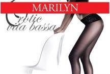 Marily / Combfix, harisnyanadrág, bokafix, térdfix