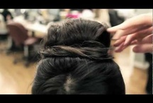 Hair Design / things to do with hair strands