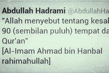 Ust Abdullah Hadrami