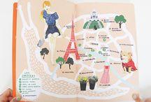 ilustra . mapas