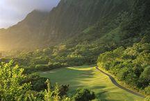 Hawaii / Golf Courses of Hawaii