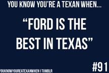 Texan And Lovin It