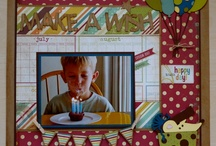 scrapbooking  / by Christy Capps
