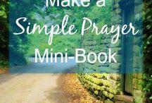 Prayer / Encouraging posts on prayer.