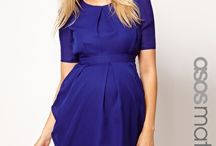 What to wear when you're expecting / Nine and something months of anticipation, excitement and...cravings?  Here's something to inspire you to feel beautiful and stylish in your ever-changing pregnant body.