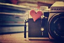 cameras (say cheese!) / by Leigh Heynike