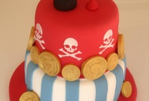 Fabien's 6th Birthday cake