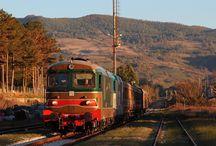 locomotori diesel FS