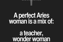 Being an Aries woman