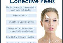 Corrective Peels