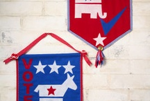 SS-Elections/Government / by Tina Brunson