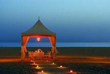 Beach marriage proposal Antalya