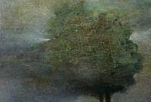 Beksinski; pinturas