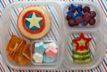 Lunch Ideas / by Marissa Lopez Patterson