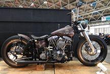 Harley Bobber Style