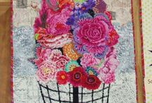 collage quilting