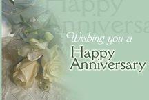 HAPPY ANNIVERSARY / Celebrating Anniversaries <3