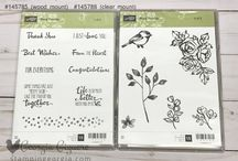 Stampin' Up! 2018 Occasions Catalog Ideas / Saving all kinds of ideas using new products from the 2018 Stampin' Up! Occasions Catalog!  All products available at www.georgia.stampinup.net