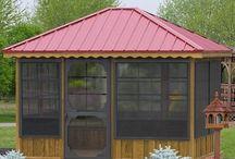 Gazebo's Galore / Outdoor Gazebo home inspiration!