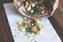 Healthy Teas / Delicious and healthy teas that are good for your skin.