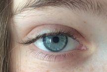 Eyes, very fucking btfl eyes, not like mine