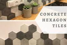 Tiles tiles and more tiles!