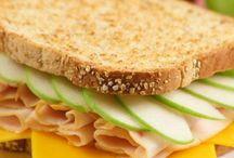 Recipes: Bread (Hamburgers, Pizzas, Paninis, Bruschetta, Sandwiches, Melts & Bread Bowls)