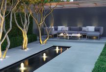 Garden ideas / The garden is another room in your home, so let's make it exciting and inviting. / by Adele Sypesteyn
