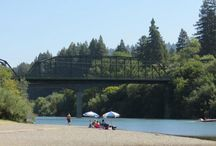 Russian River, Guerneville, CA
